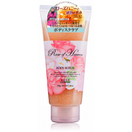 Kose Cosmeport Rose of Heaven Body Scrub Скраб для тела, 230гр