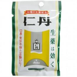 Японский Джитан (Jintan) 16 видов трав