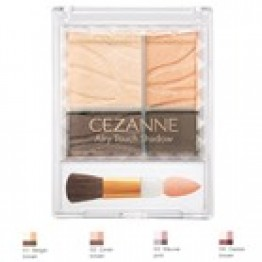 CEZANNE Airy Touch Shadow Тени для глаз 01