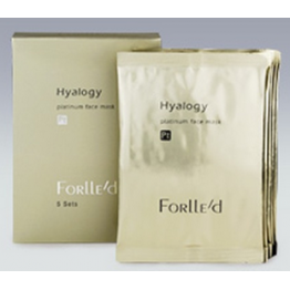 Forlle'd Hyalogy Platinum Mask РН 4.9-5.2 Платиновая маска для лица