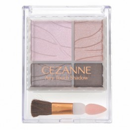 CEZANNE Airy Touch Shadow Тени для глаз 03