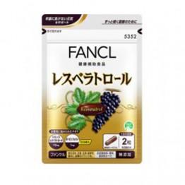 FANCL Ресвератрол для печени
