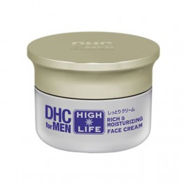 DHC Rich Moisturizing Face Cream Крем увлажняющий для мужчин