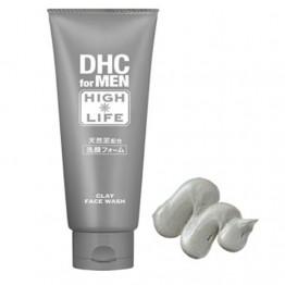 Мужская пена для умывания MEN Clay Face Wash DHC