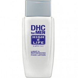 DHC Rich Moisturizing Face Lotion лосьон увлажняющий для мужчин