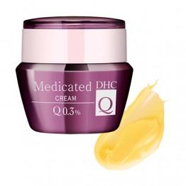 Антивозратсной крем Medicated Q face cream DHC
