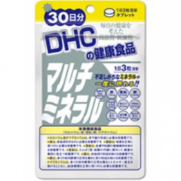 Мультиминералы от DHC