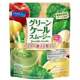 Зеленый смузи с капустой кале FANCL Green Kale Smoothie