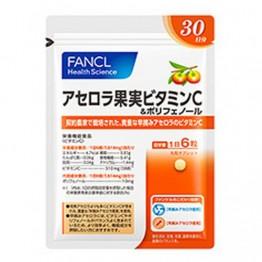 Fancl Витамин С из плодов барбадосской вишни