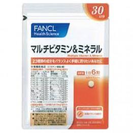 Fancl Комплекс минералов и витаминов