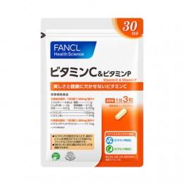 Fancl Витамин С и Витамин P