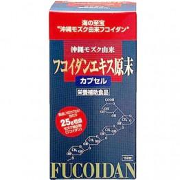 Концентрированный фукоидан в капсулахFUCOIDANABLY