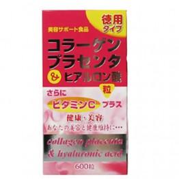 Коллаген, плацента, гиалуроновая кислота, хондроитин, витамин С