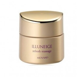 Illuneige Refresh Massage Menard Освежающий массажный крем