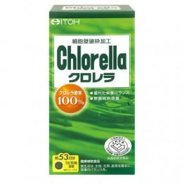 Хлорелла ITOH для общего здоровья