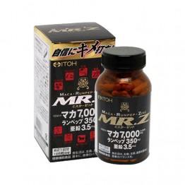 ITOH MrZ комплекс витаминов с мака и цинком