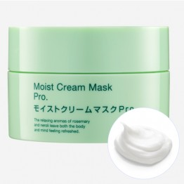 Профессиональная крем-маска для лица Moist Cream Mask Pro