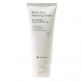 Противовоспалительная увлажняющая пенка для умывания Moist Skin Washing foam
