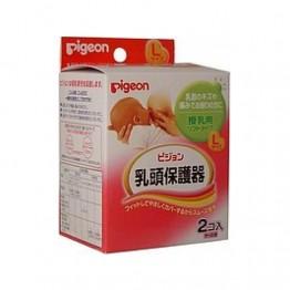 Японские накладки на соски мягкого типа PIGEON –L