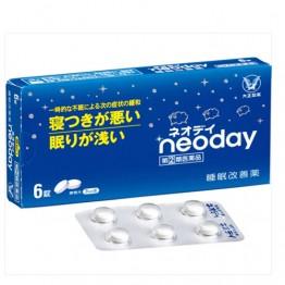 Препарат от бессонницы Neodei