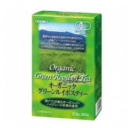 ORIHIRO Органический зеленый чай Ройбуш