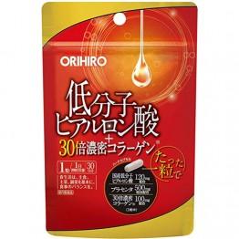 Orihiroнизкомолекулярная гиалуроновая кислота, плотный коллаген