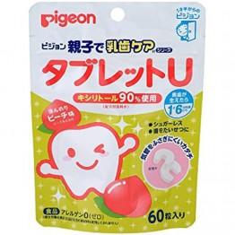 Для укрепления зубов леденцы вкус персика