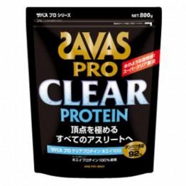 Meiji SAVAS Pro CLEAR PROTEIN - для развития мускулатуры