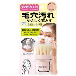 Щетка для очищения кожи лица TSURURI, BCL Laboratories