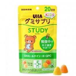 UHA Kids Study детские витамины для обучения