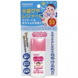 Wakodoсолнцезащитный крем для малышей с первых дней жизни