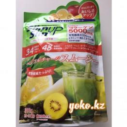 Asahi Slim up Slim Диетический напиток - смузи с коллагеном