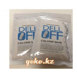 Блокатор аппетита DELL OFF на основе коняку