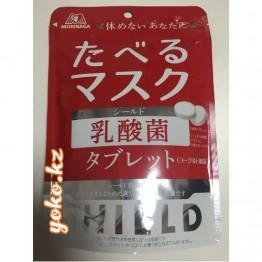 Morinaga SHIELD детские кисломолочные бактерии или съедобная маска