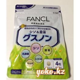 Fancl Gusunon От аллергии