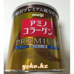 Meiji Amino-Collagen Premium - 28 дней (порошок в банке)