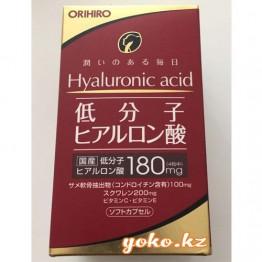 Гиалуроновая кислота в капсулах  от Orihiro