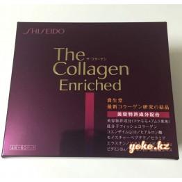 SHISEIDO The Collagen Enriched — коллагеновый антивозрастной комплекс
