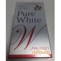 Shiseido Pure White W против пигментации