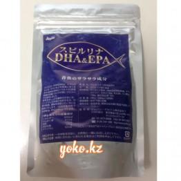 Спирулина и Омега-3 EPA DHA Algae