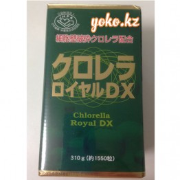 CHLORELLA ROYAL DX Хлорелла