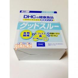 DHC Шесть компонентов для здоровья кишечника
