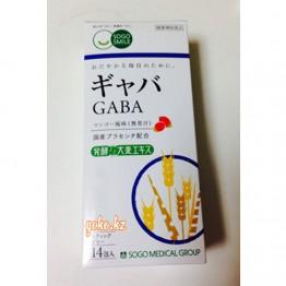 SOGO SMILE GABA — ГАМК нутриент в форме желе со вкусом манго