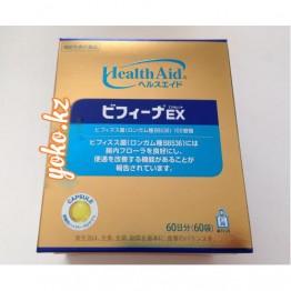 Health Aid Bifina EX Бифидобактерии в капсулах для пищеварения
