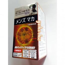 Биодобавка для мужчин Mans Maca Meiji