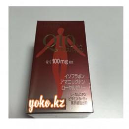 Коэнзим Q10 Anti Age для женщин после 45 лет Shiseido