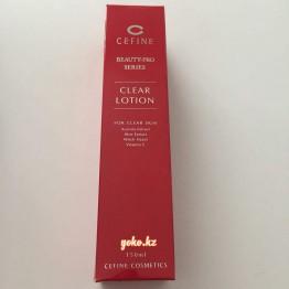 Cefine Clear Lotion  Лосьон для тонуса кожи
