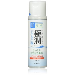 HADA LABO Gokujyun mild type - лосьон с гиалуроновой кислотой для сухой кожи