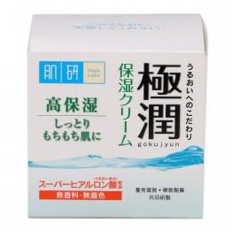 GOKUJYUN Super Hyaluronic Acid Hada Labo Ночной крем