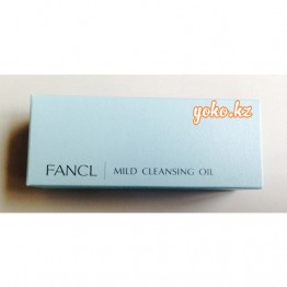 FANCL Mild Cleansing Oil - масло для снятия макияжа
